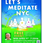 Let's Meditate poster