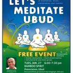 Let's Meditate Ubud poster_medium