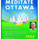 Let's Meditate Ottawa